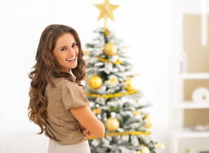 Cosmetic Dentistry Holiday Smile