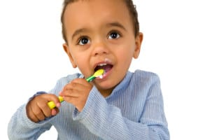 fluoride and dental sealants for your child's teeth