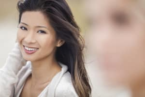 whiter teeth through cosmetic dental services
