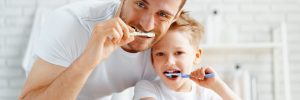 richfield brushing and flossing